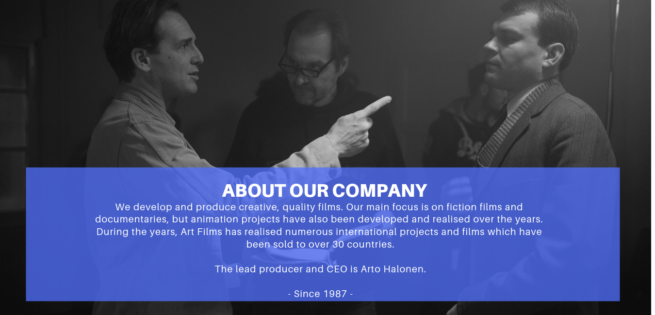 About Our Company 2